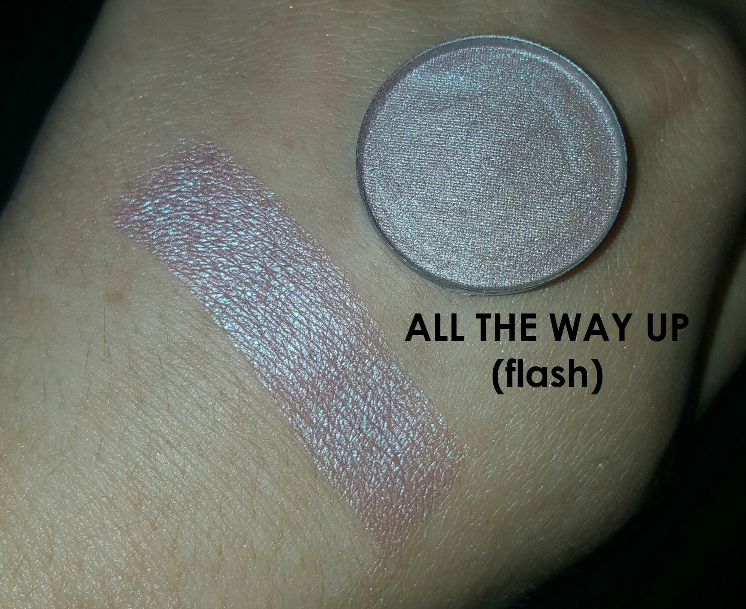 All The Way Up Pressed Eyeshadow - Shade Beauty
