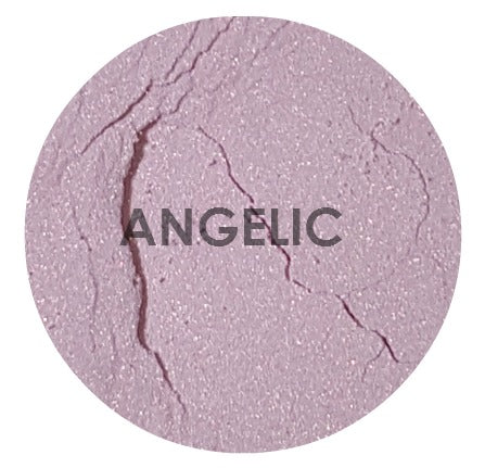 shade beauty, indie makeup, cruelty free makeup, vegan makeup, champagne highlighter, loose highlighter, angelic, angelic loose highlighter, pink highlighter, satin highlighter, duochrome highlighter