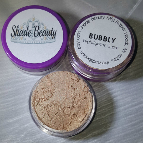 Bubbly Loose Highlighter - Shade Beauty