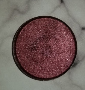Chocolate Covered Cherry Pressed Eyeshadow - Shade Beauty