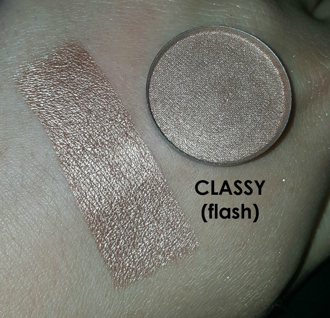 Classy Pressed Eyeshadow - Shade Beauty