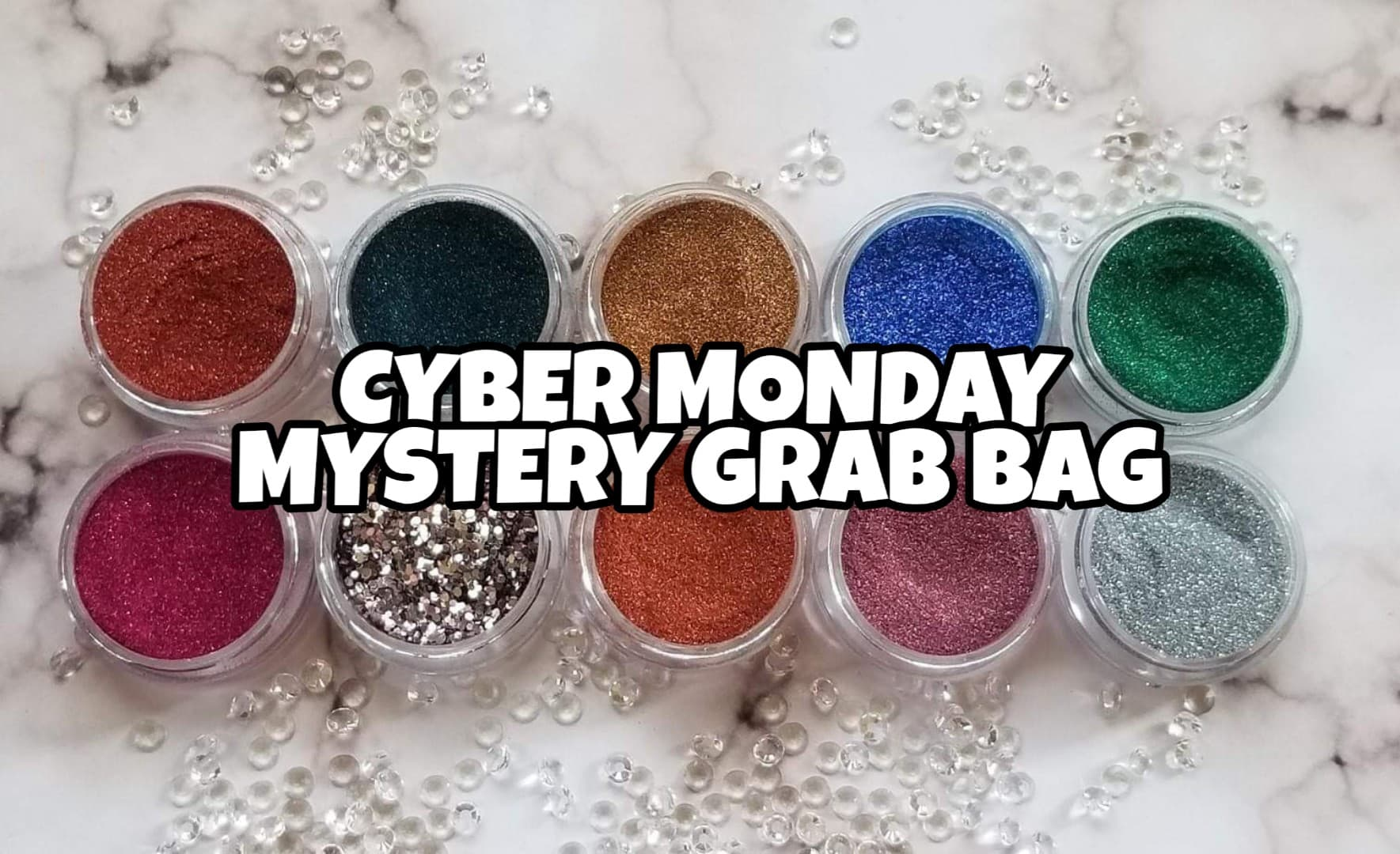 Cyber Monday Mystery Grab Bag - Shade Beauty