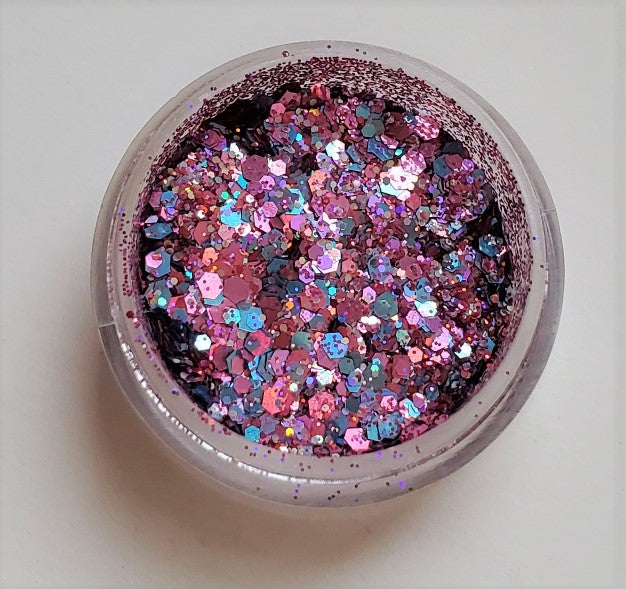 The Cubicle Collection - Conference Room D - Dunder Mifflin, This Is Pam Chunky Glitter - Shade Beauty