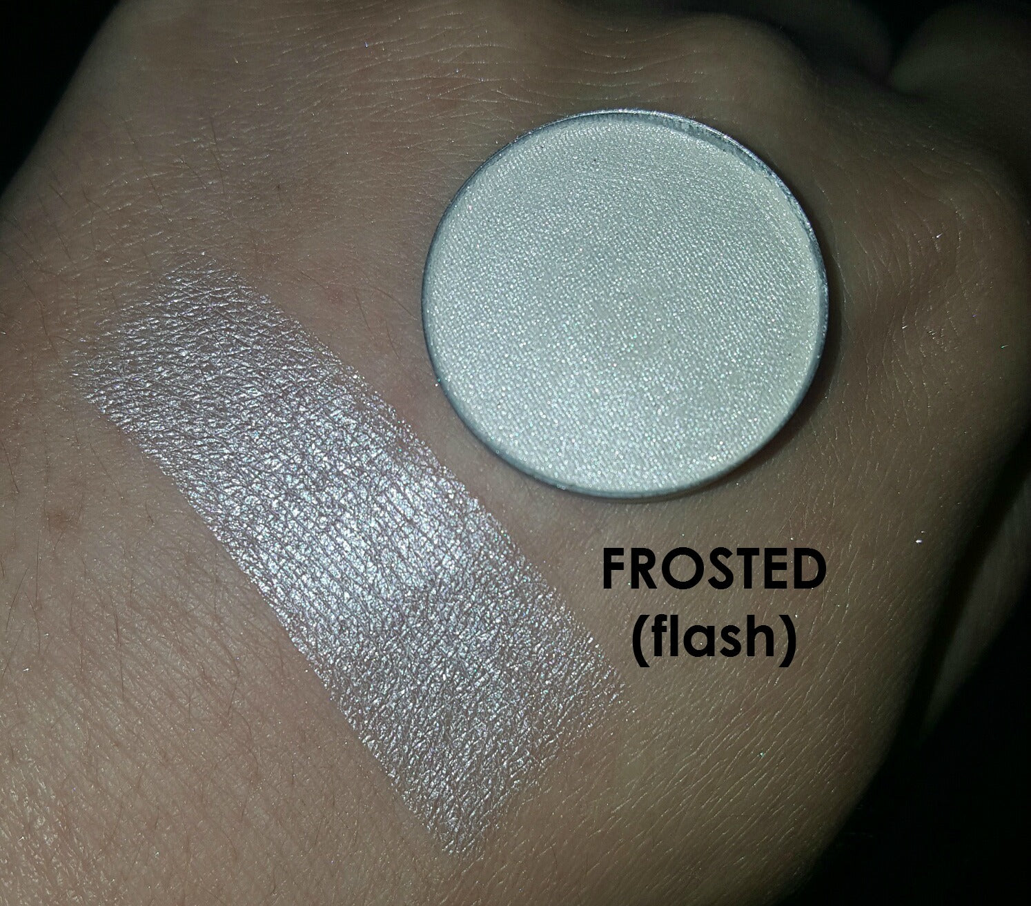 Frosted Pressed Eyeshadow - Shade Beauty