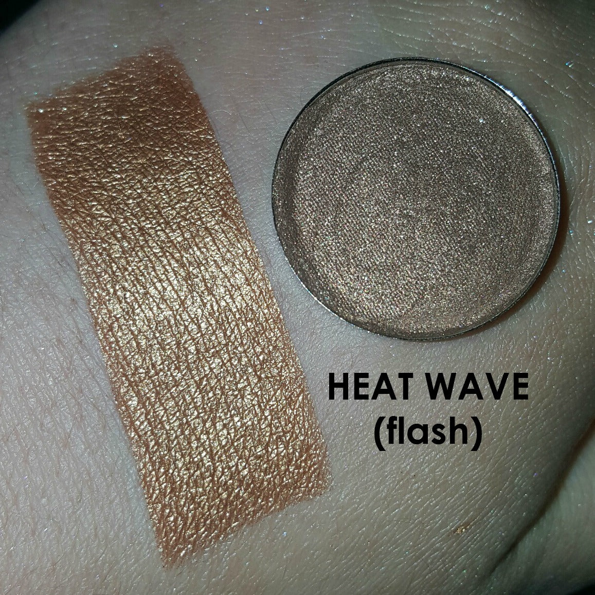Heat Wave Pressed Eyeshadow - Shade Beauty