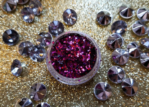 My Wednesday Glitter Chunky Glitter - Shade Beauty