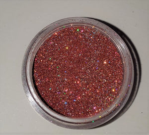 The Cubicle Collection - Conference Room A - Ryan Started The Fire Loose Glitter - Shade Beauty