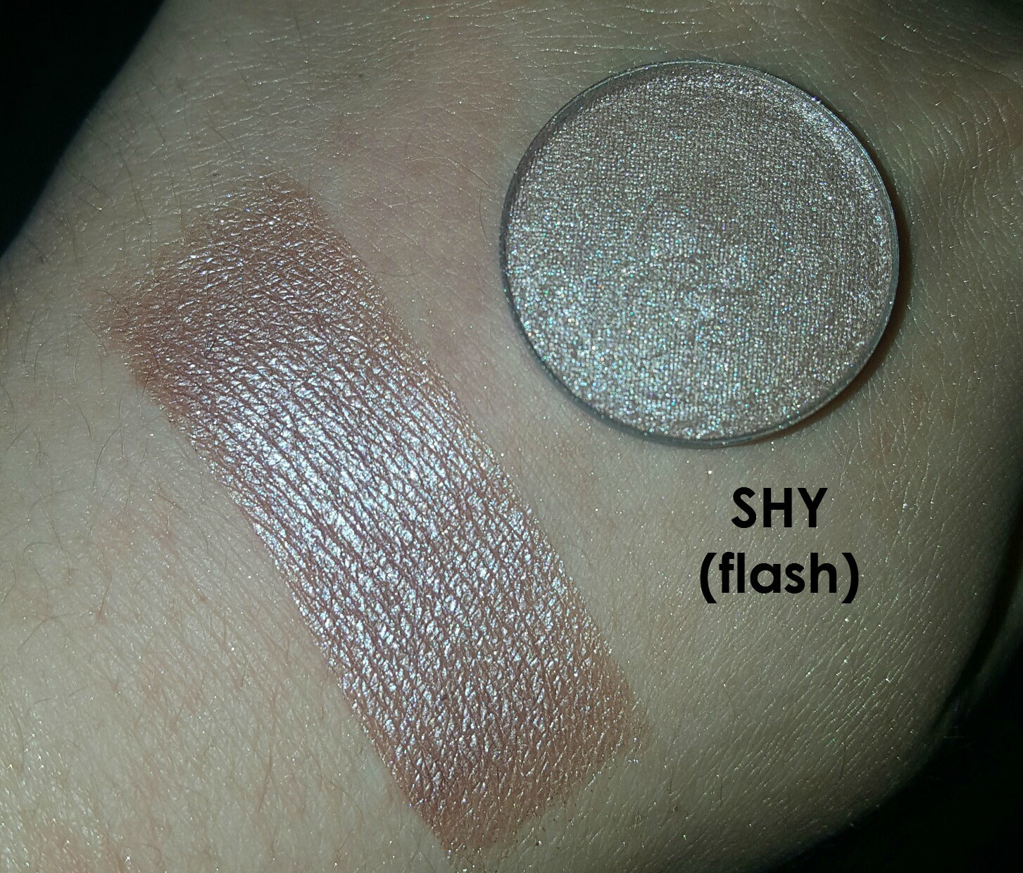Shy Pressed Eyeshadow - Shade Beauty