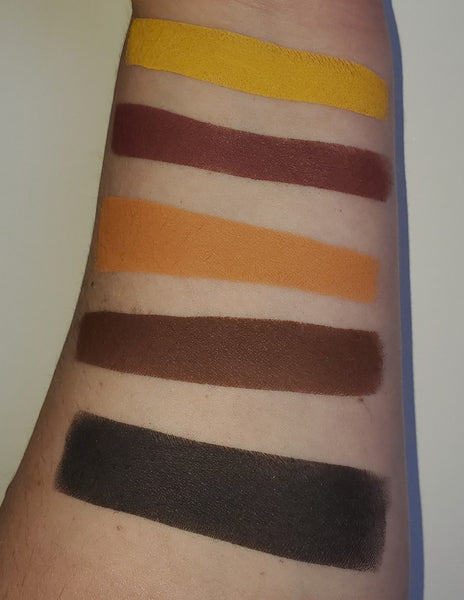 Caffeinated - Loose Matte Eyeshadow