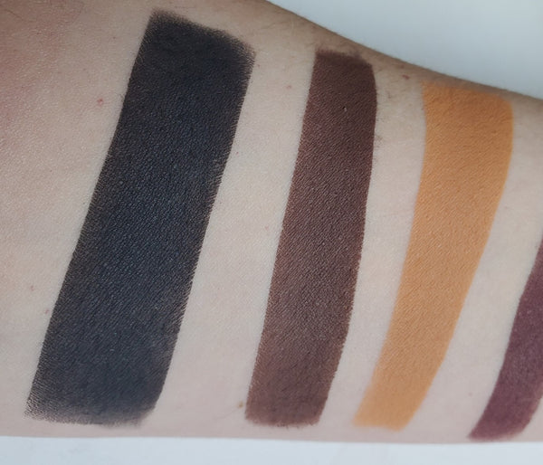 Void - Loose Matte Eyeshadow - Shade Beauty