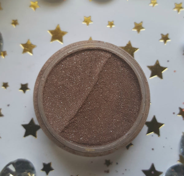shade beauty, eyeshadow, vegan makeup, cruelty free makeup, swatches, shimmery eyeshadow, sparkly eyeshadow, metallic eyeshadow, neutral eyeshadow, nude eyeshadow, indie makeup, artisan makeup, tainted, tainted loose eyeshadow, dusty rose eyeshadow, best neutral eyeshadows
