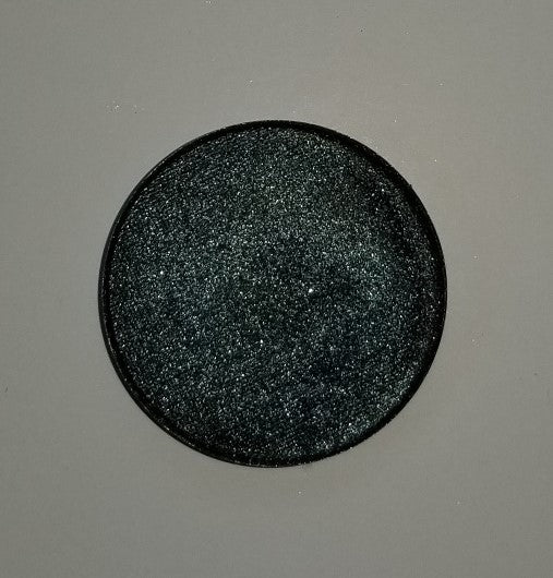 shade beauty, eyeshadow, vegan makeup, cruelty free makeup, swatches, shimmery eyeshadow, sparkly eyeshadow, metallic eyeshadow, neutral eyeshadow, nude eyeshadow, indie makeup, artisan makeup, talking in tongues, talking in tongues pressed eyeshadow, dark green eyeshadow, smokey eye, smokey eyeshadow, best dark eyeshadows