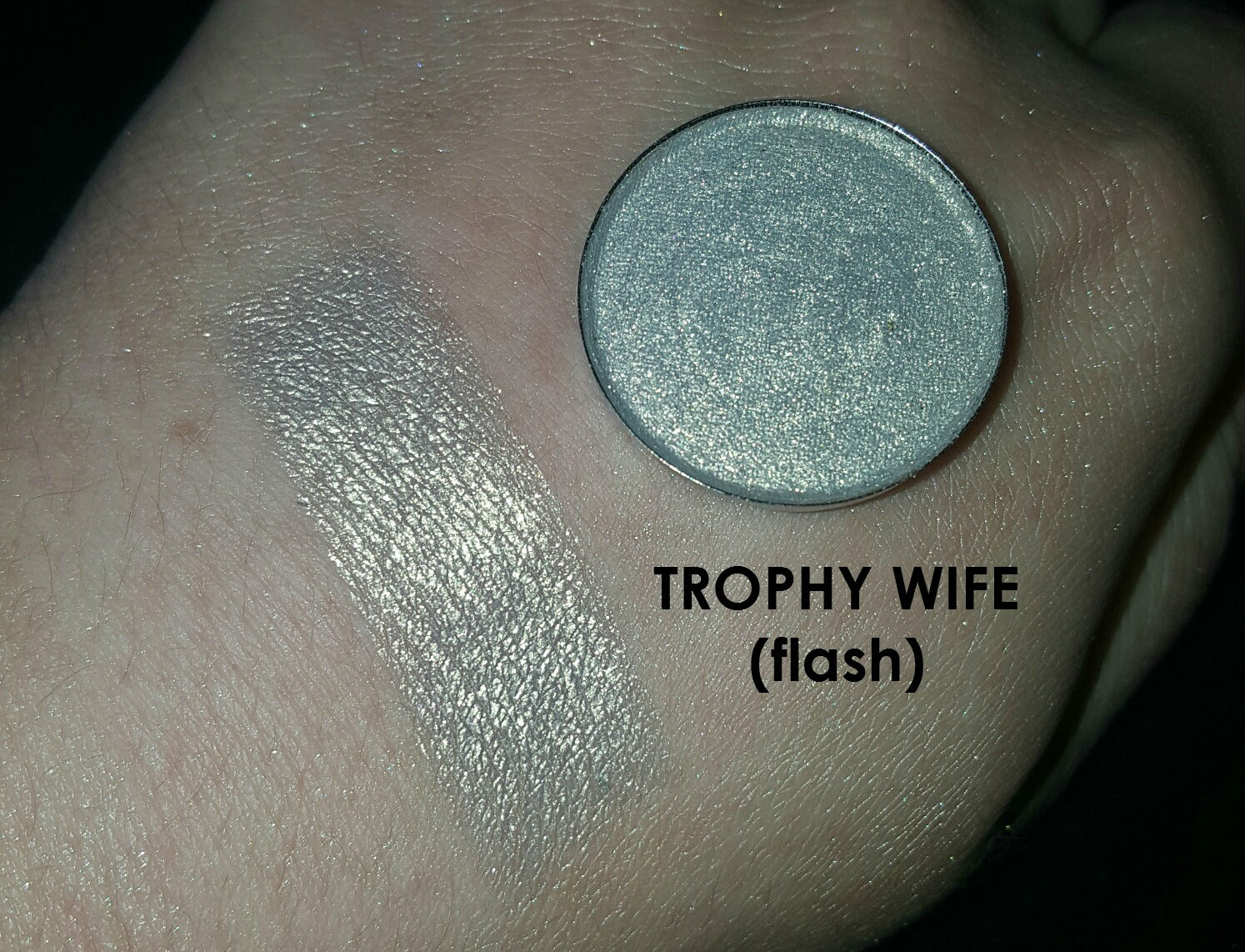 Trophy Wife Pressed Eyeshadow - Shade Beauty