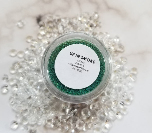 Up In Smoke Loose Glitter - Shade Beauty