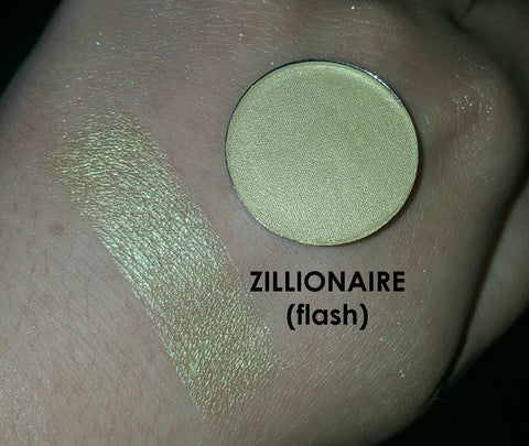 Zillionaire Pressed Eyeshadow - Shade Beauty