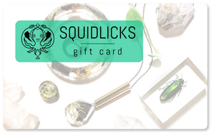 Squidlicks gift card
