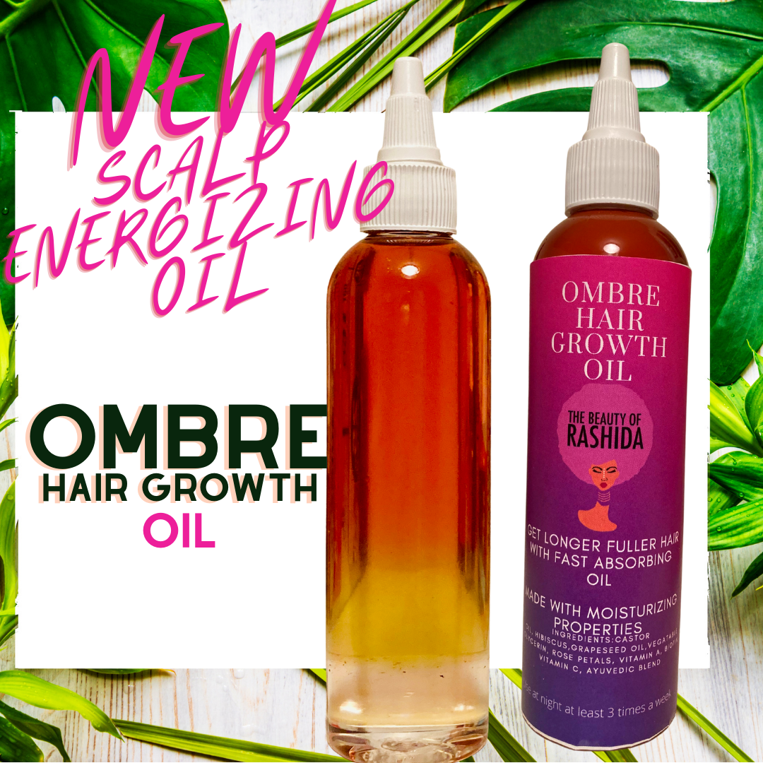 Ombré New Scalp Energizing Oil