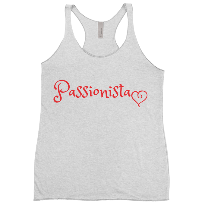 Passionista Tank Tops