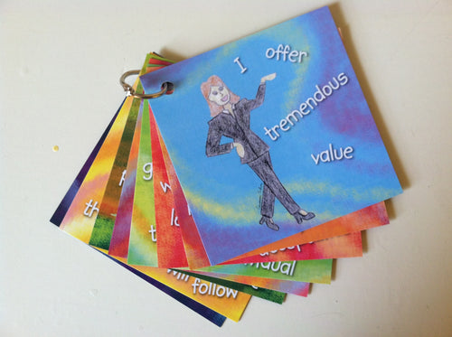 Passion Belief Method Empowerment Cards
