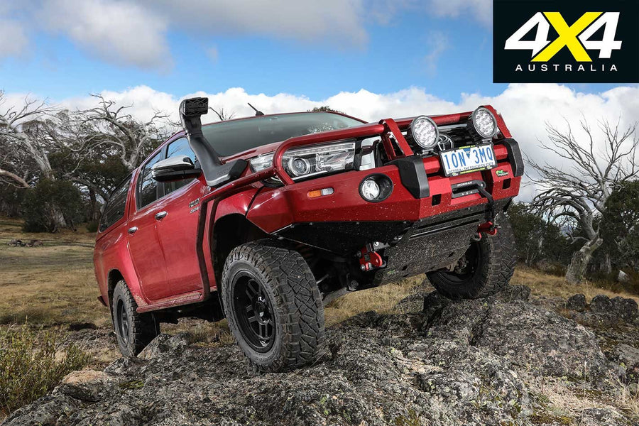 2019 Toyota Hilux - Ironman Accessories