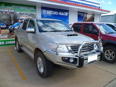 Protector Bull Bar to suit Hilux 2011+