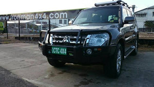 Pajero NW 2011+ Commercial Deluxe Bar
