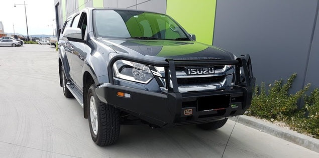 Isuzu D-Max 2017+ Commercial Bull Bar