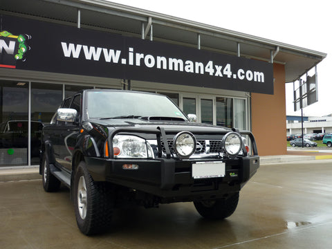 Navara D22 2002+ Commercial Bull Bar