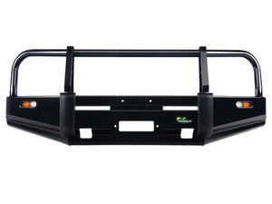Pathfinder R51 (Smooth OE Bumper) Commercial Bull Bar
