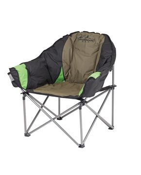 Deluxe Lounge Camp Chair
