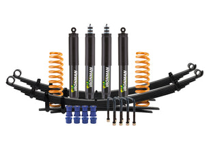 Mazda BT50 2011+ Suspension Kit - Constant Load with Gas Shocks
