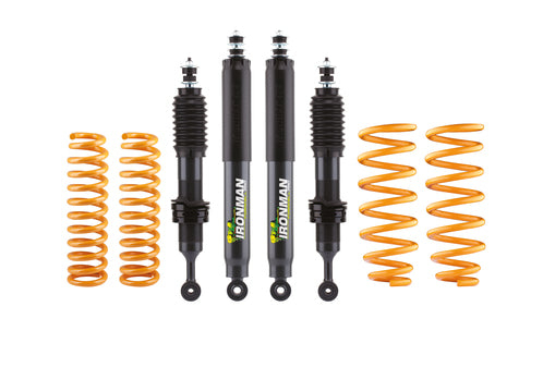 Everest 2015+ Suspension Kit - Constant Load with Foam Cell Pro Shocks