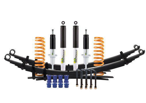 Holden Colorado RG Suspension Kit - Extra Constant Load with Foam Cell Shocks