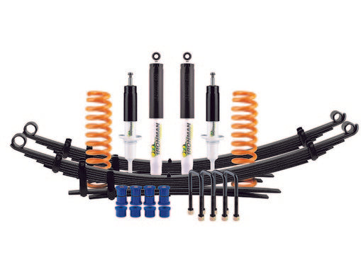 Isuzu D-Max 2016+ Suspension Kit - Extra Constant Load with Foam Cell Shocks
