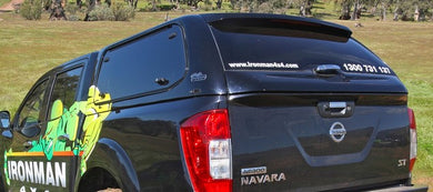 Nissan Navara NP300 2015+ Pinnacle Canopy