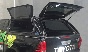 Pinnacle Canopy to suit Toyota Hilux Revo 2015+