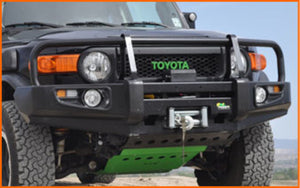 Deluxe Commercial Bull Bar to suit FJ Cruiser 2007+