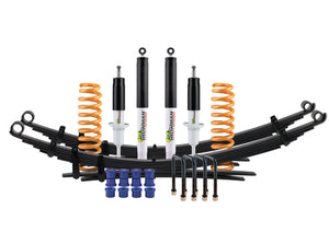 LDV T60 2017+ Suspension Kit - Extra Constant Load with Gas Shocks