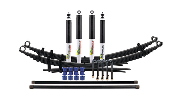 Holden Rodeo RA Suspension Kit - Extra Constant Load with Gas Shocks