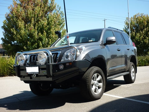Protector Bull Bar to suit Prado 150 Series 2009-2013