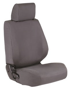 Navara D40 2005+ Canvas Seat Covers - Front