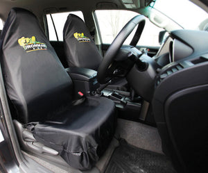 Universal Waterproof Slip-On Seat Cover