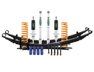 Ford Ranger PX Suspension Kit - Performance with Gas Shocks