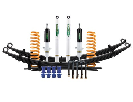 Holden Colorado RG Suspension Kit - Performance with Gas Shocks