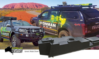 Holden Colorado RG 2012+ Long Range Fuel Tank