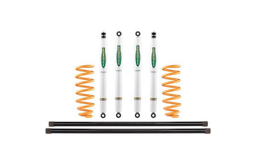 Challenger PA 1998-2006 (Coil) Suspension Kit - Extra Constant Load with Foam Cell Shocks