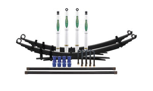 Isuzu D-Max 2007-2011 Suspension Kit - Constant Load with Foam Cell Shocks