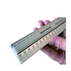 CraftsmanCapitol™ Premium Metal Craft Safety Folding Ruler
