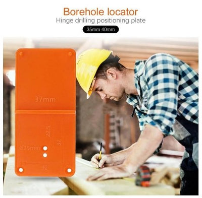 CraftsmanCapitol™ Hole Locator Cabinets Woodworking Tools - Craftsman Capitol