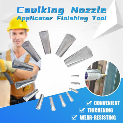 CraftsmanCapitol™ Perfect Caulking Finisher Caulking Tool (Full 14 Sizes) - Craftsman Capitol
